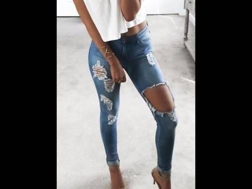 Дамски къс панталон Crystal K1