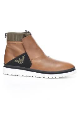 Мъжки обувки Emporio Armani1