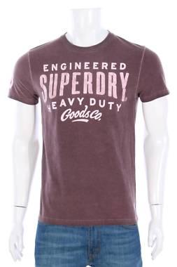 Мъжка тениска Superdry1