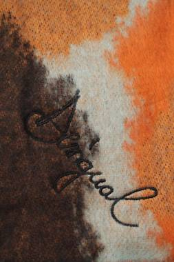 Плетен шал Desigual2