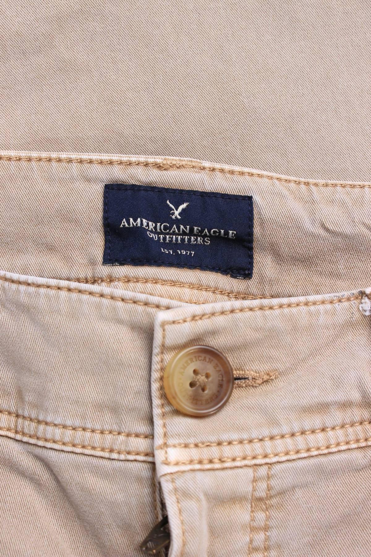 Дамски дънки American Eagle3