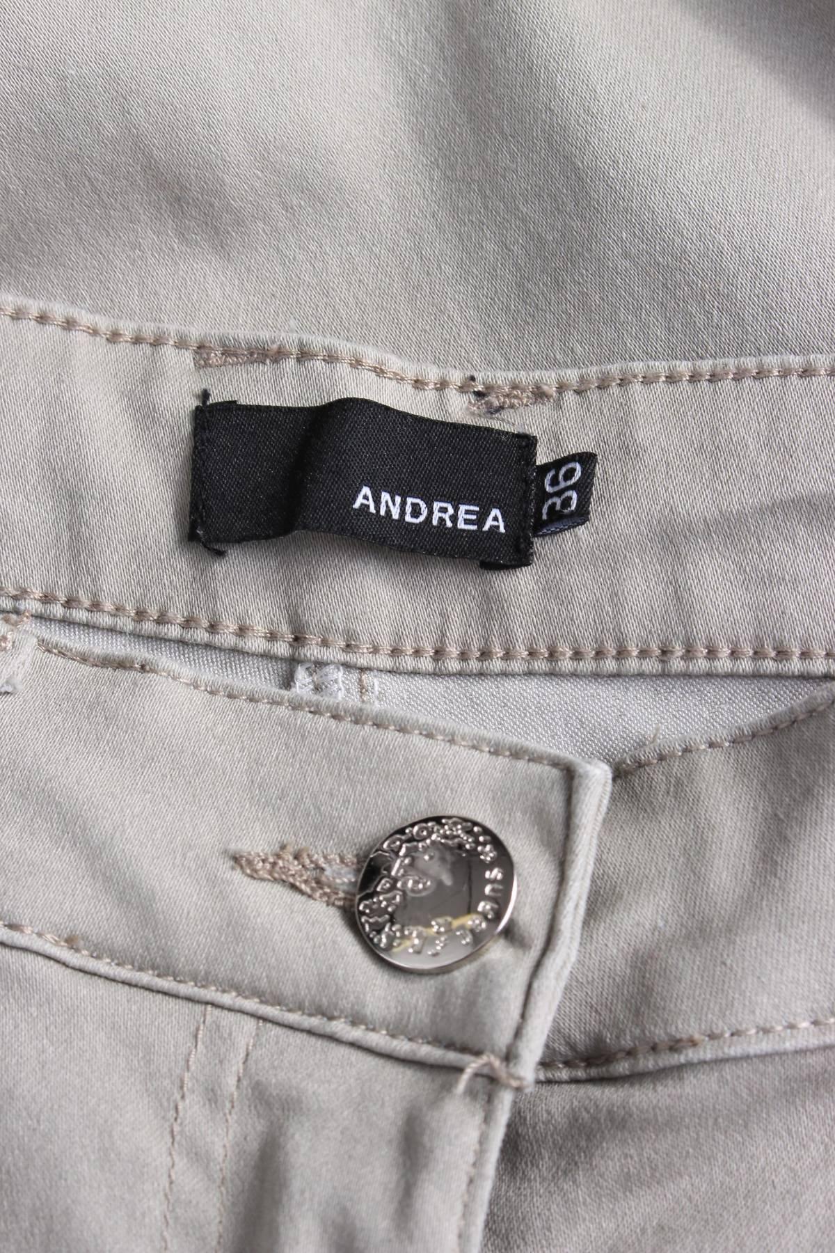 Дамски панталон Andrea3