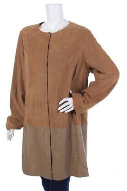Дамско кожено палто Chico's1