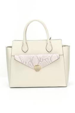 Дамска кожена чанта Celine Dion1