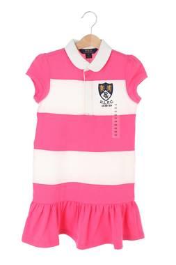 Детска рокля Polo Ralph Lauren1
