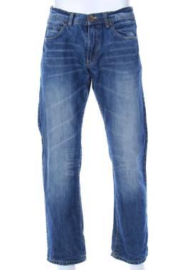 Мъжки дънки Solid Jeans2