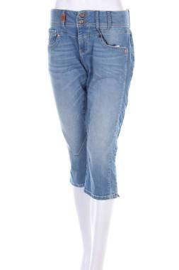 Дамски къси дънки Pulz Jeans1