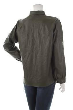 Дамска кожена риза Nasty Gal2