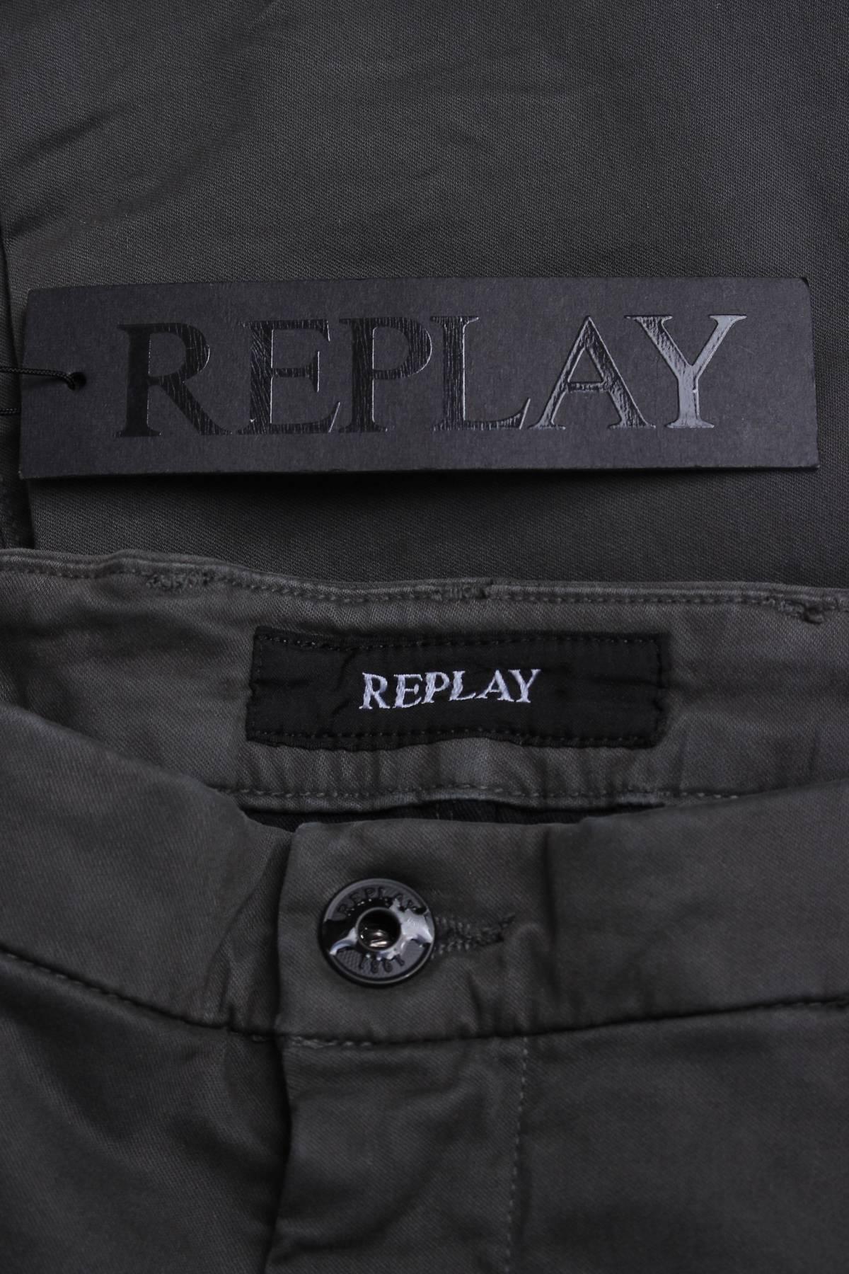 Мъжки панталон Replay3