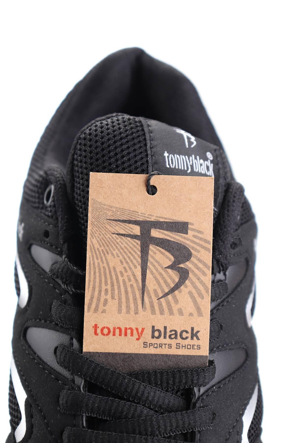 Маратонки Tonny Black5