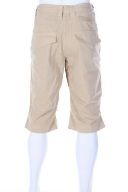 Мъжки къс панталон Solid Jeans2