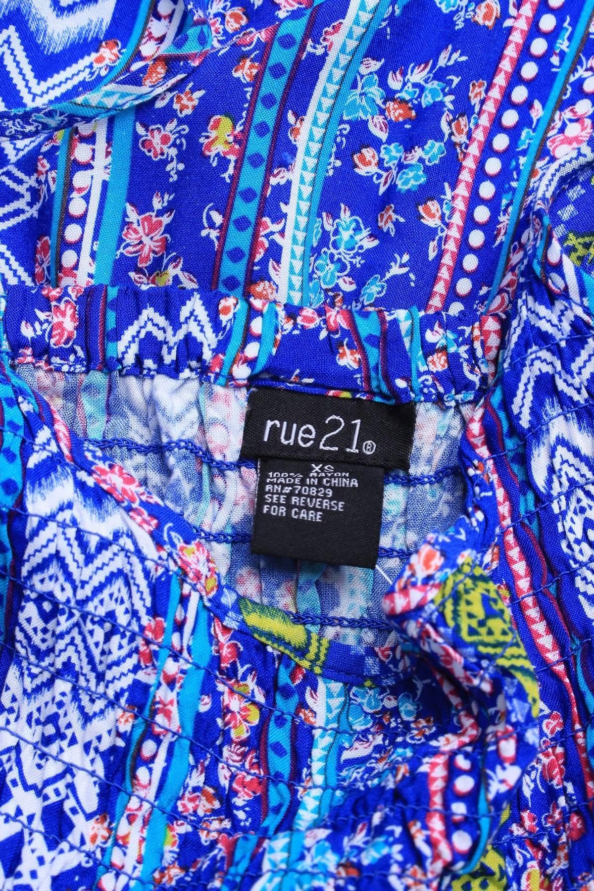 Рокля Rue212