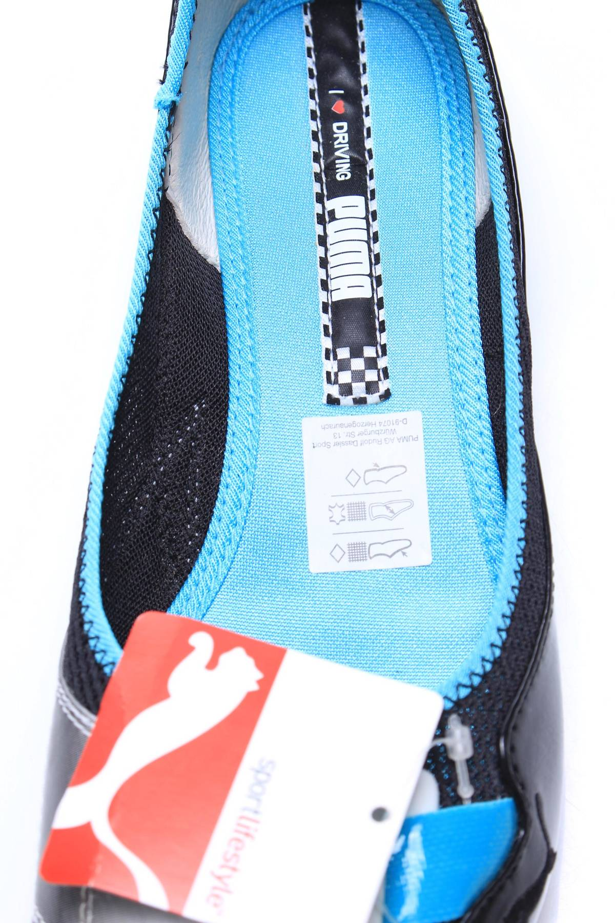 Дамски обувки Puma4