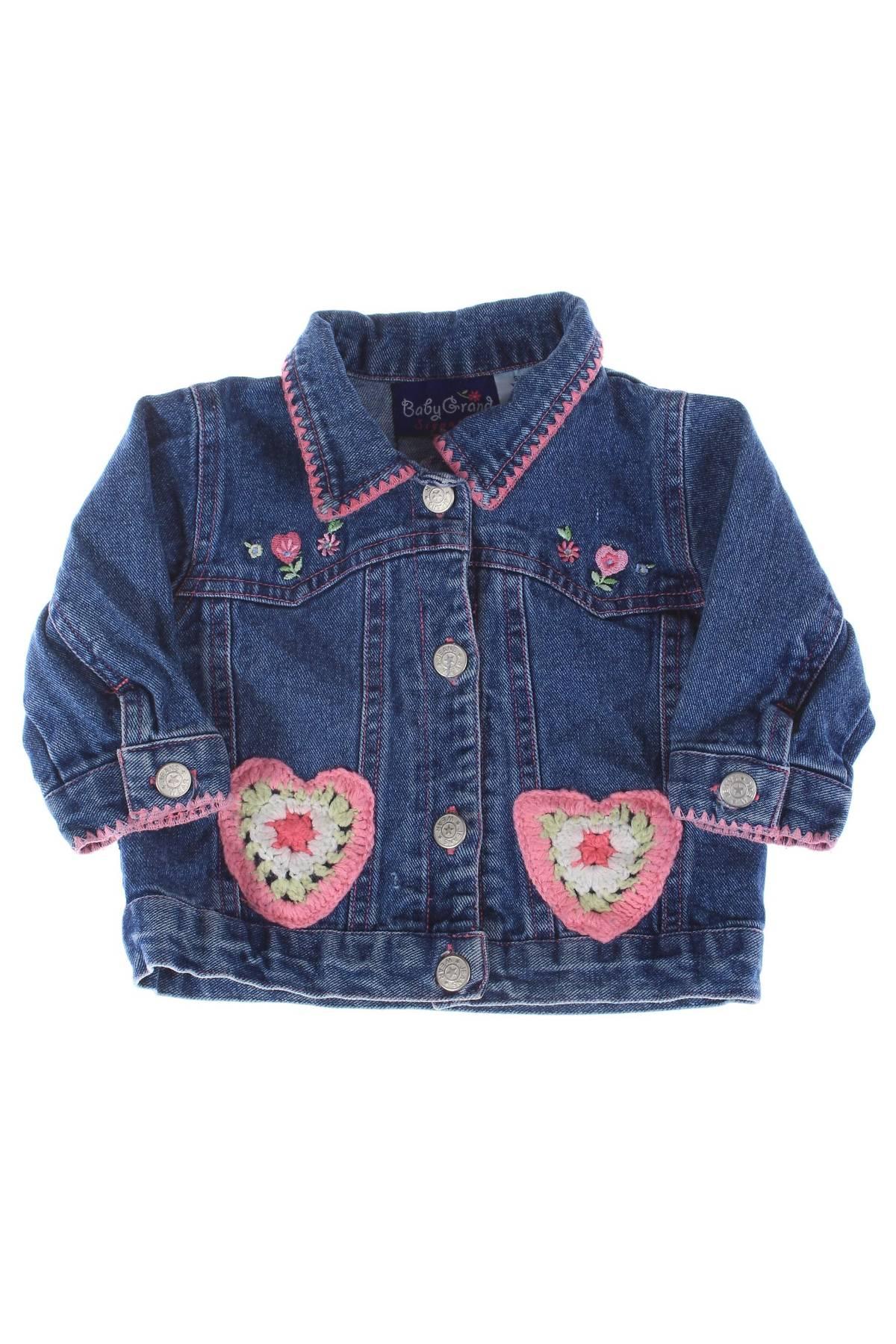 Детско дънково яке --1