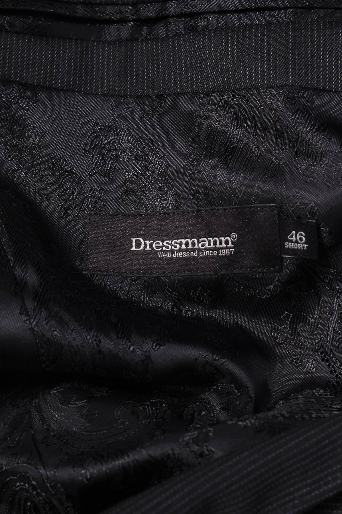 Мъжко сако Dressmann1