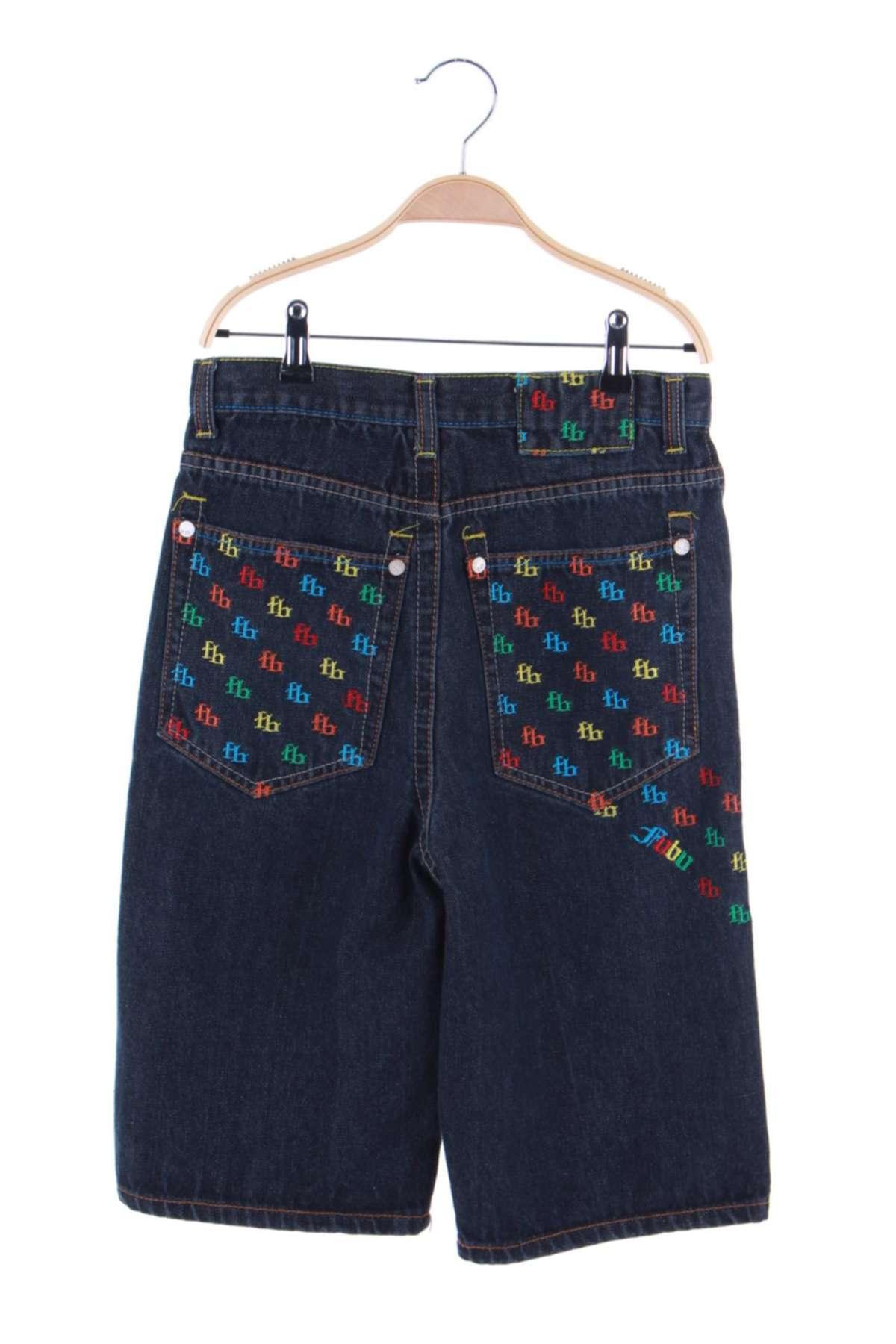 Детски къс панталон Fubu3