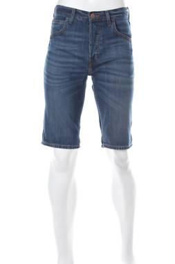 Мъжки къси дънки Lee1