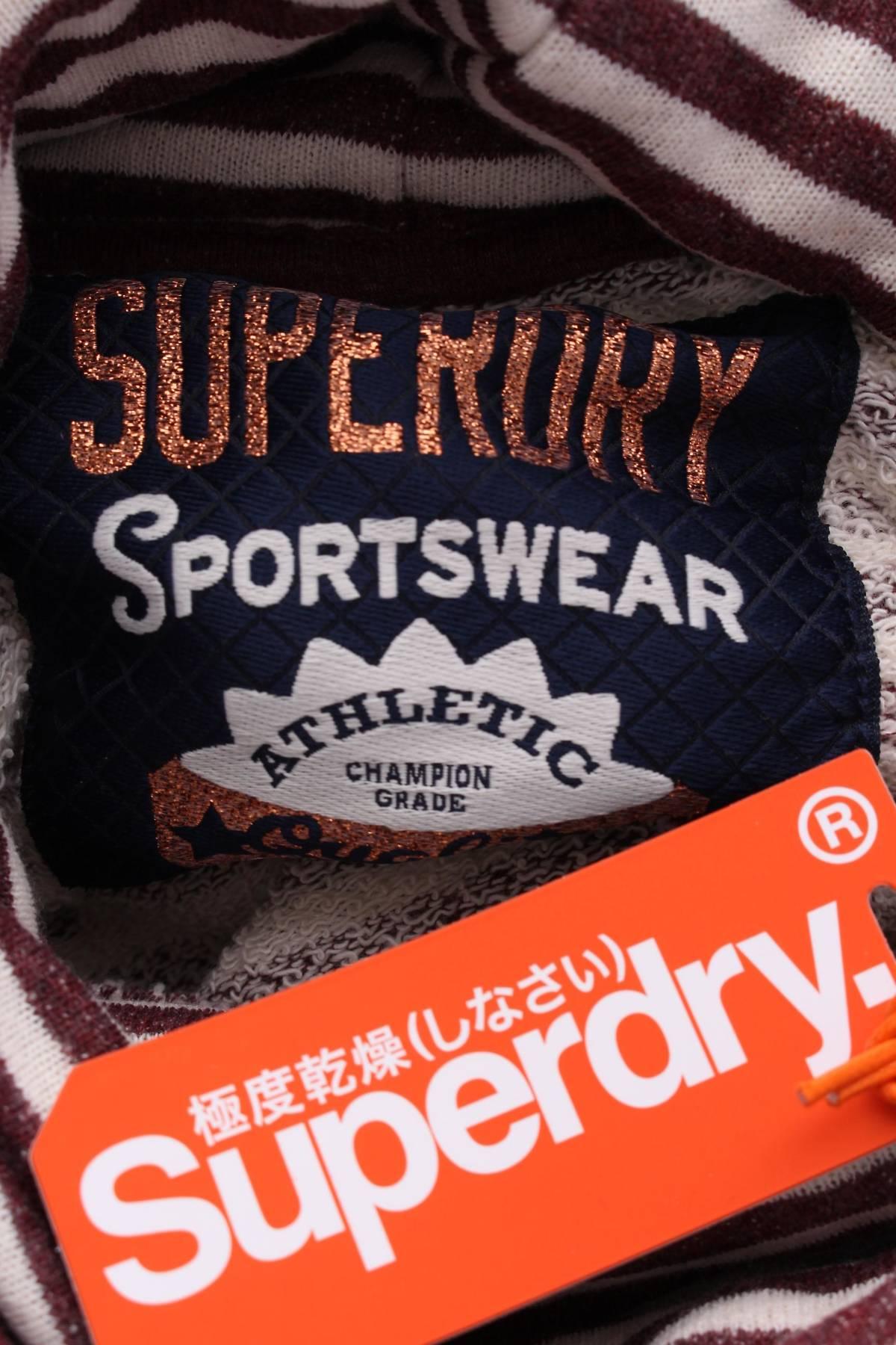 Дамски суичър Superdry3