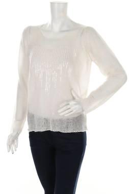 Дамски пуловер Cream1