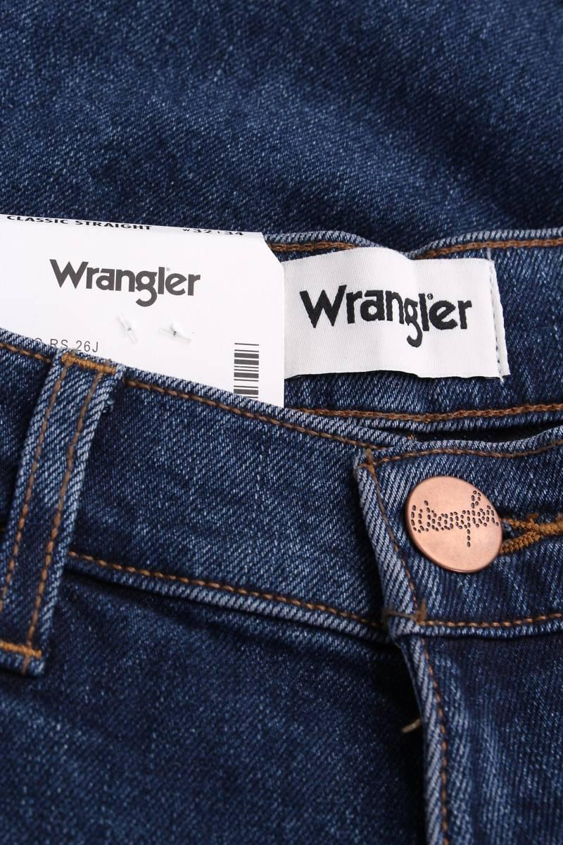 Мъжки дънки Wrangler2