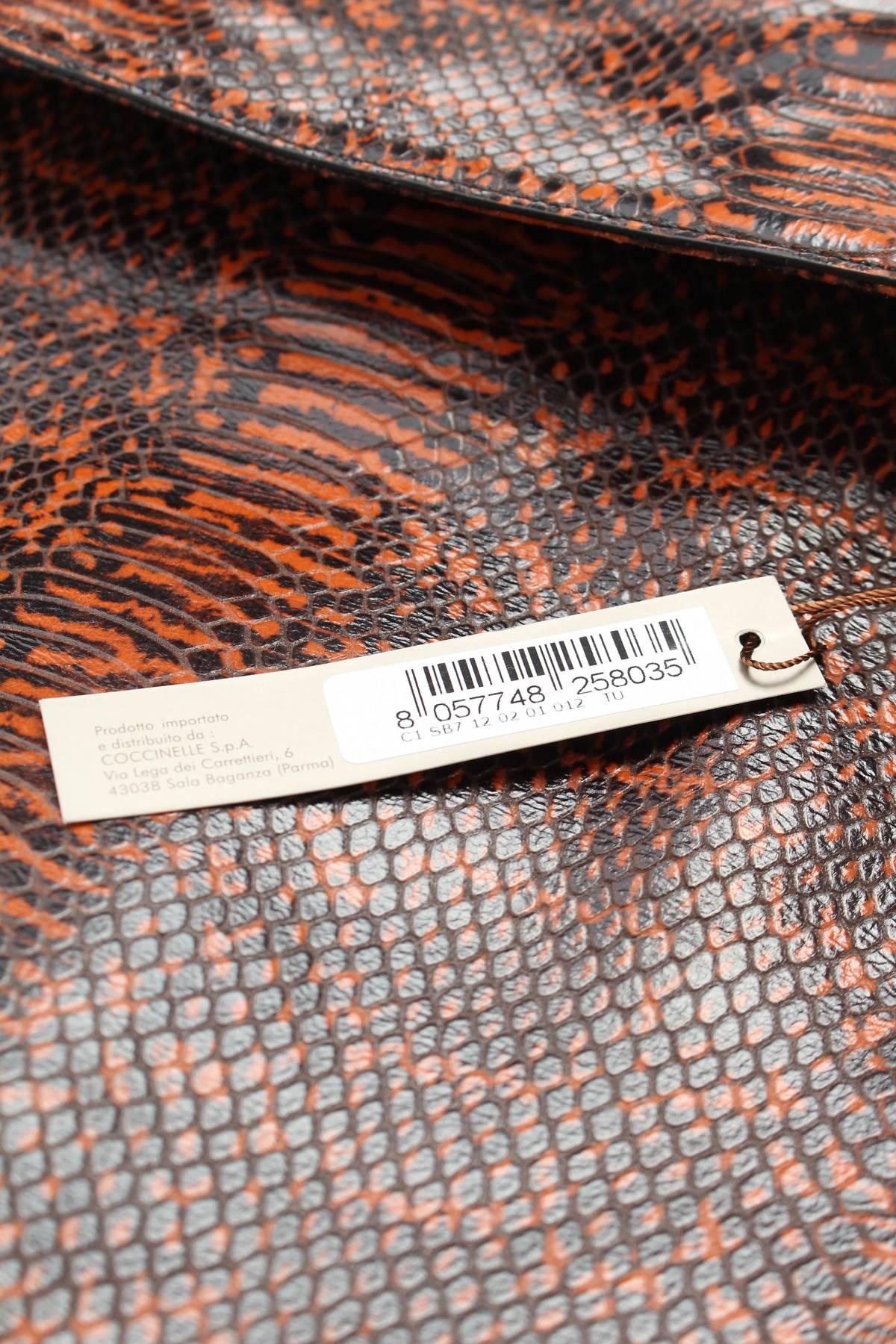 Дамска кожена чанта Coccinelle3