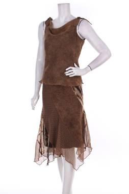 Дамски костюм Sangria1