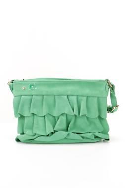 Дамска кожена чанта Cuple1