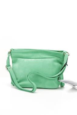 Дамска кожена чанта Cuple2