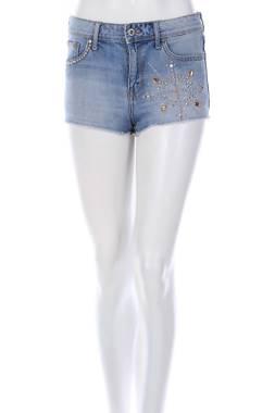 Дамски къси дънки H&M2