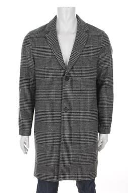 Мъжко палто Pull & Bear1
