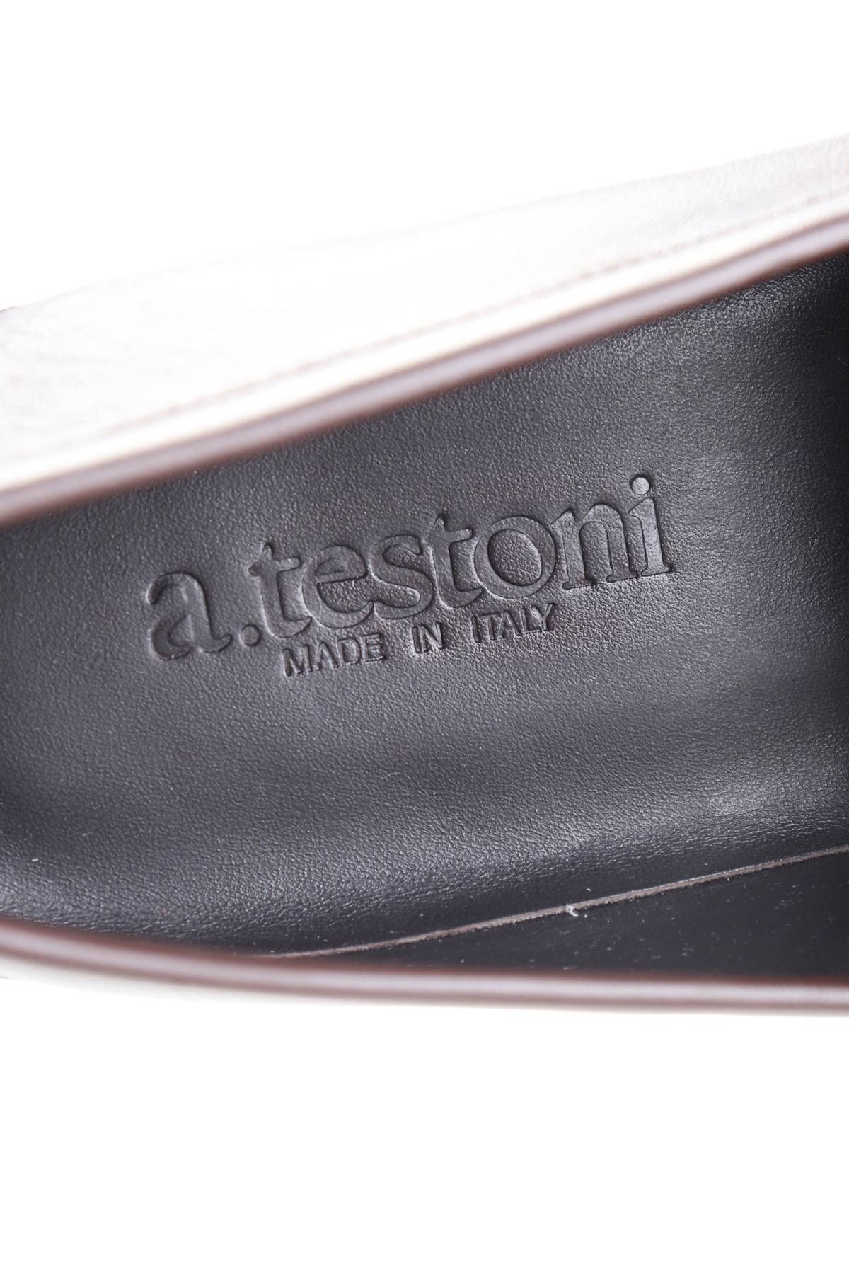 Мъжки обувки A.Testoni5