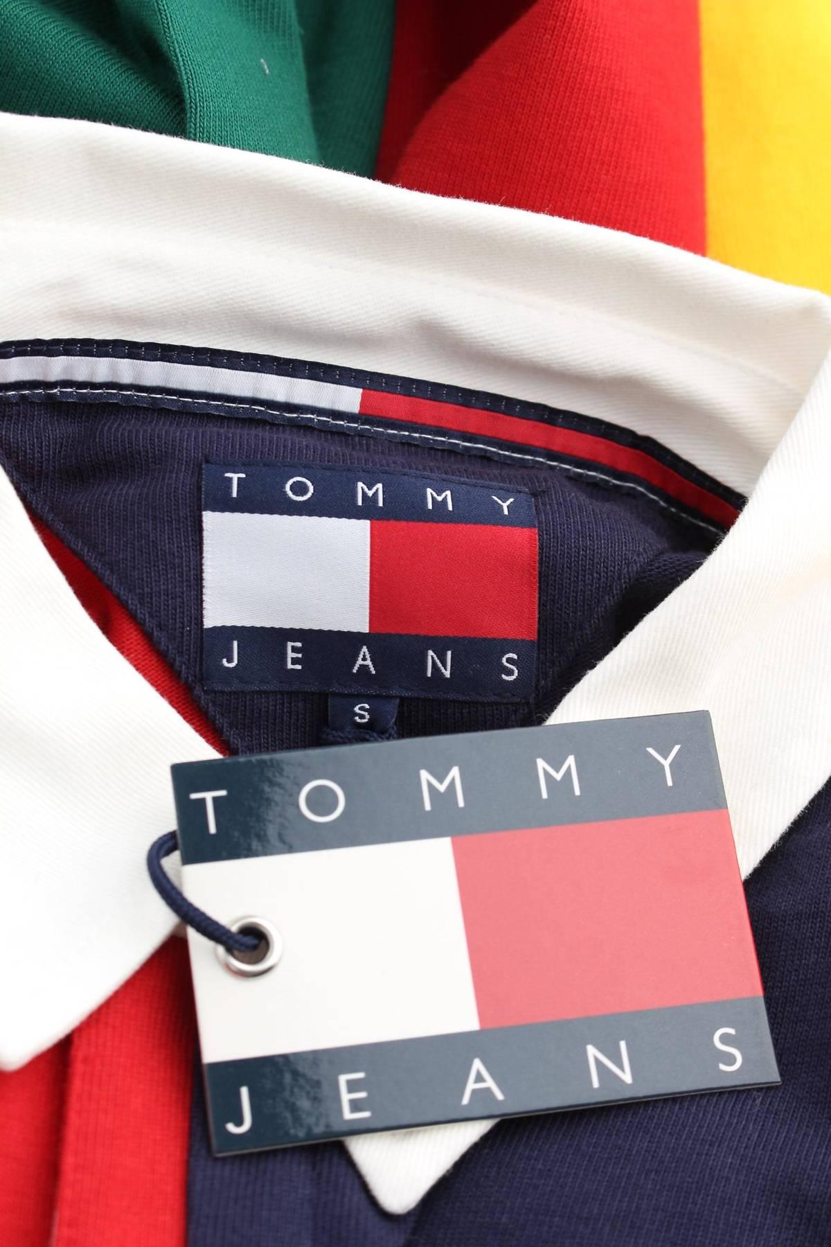 Мъжка блуза Tommy Jeans3