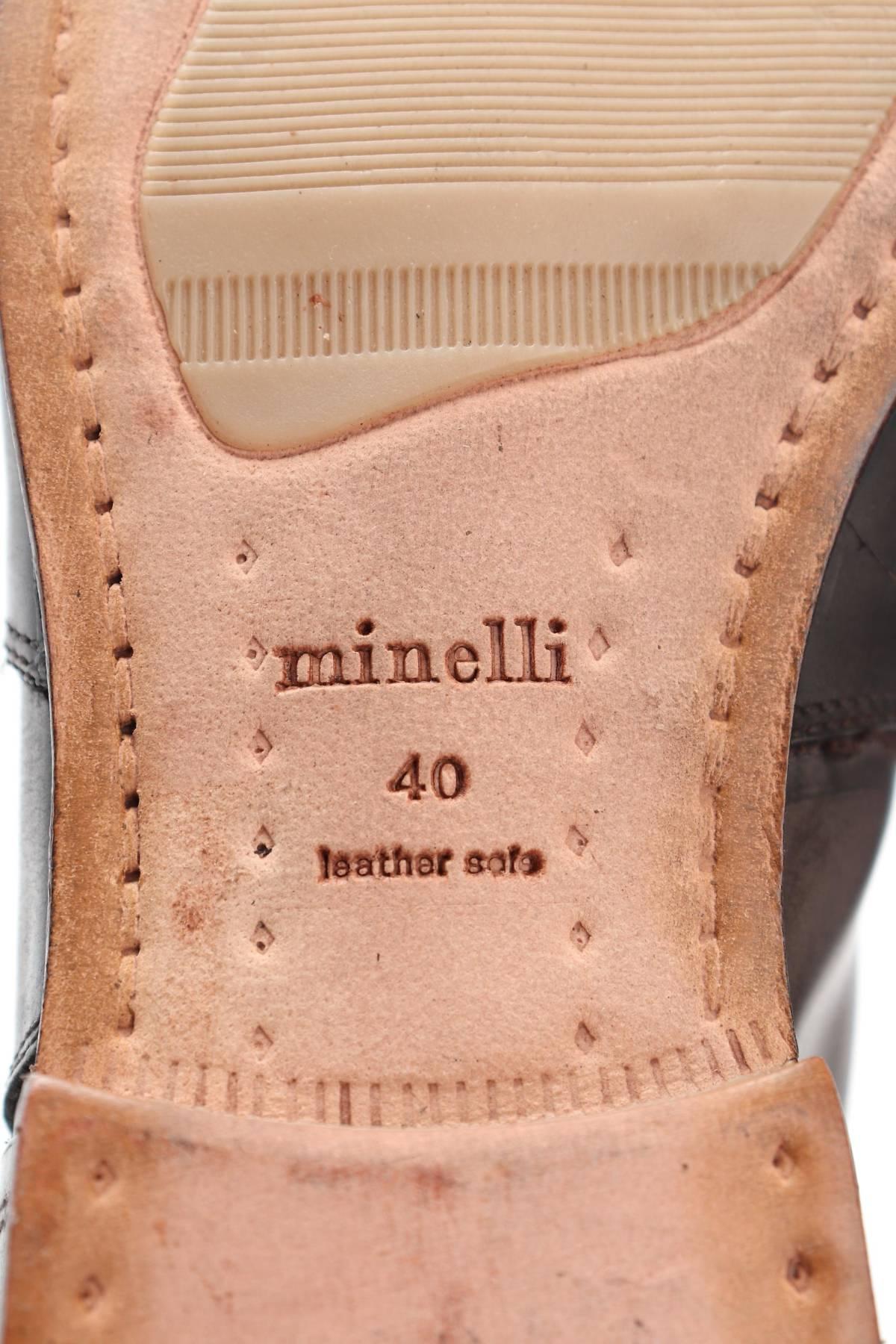 Дамски боти Minelli3