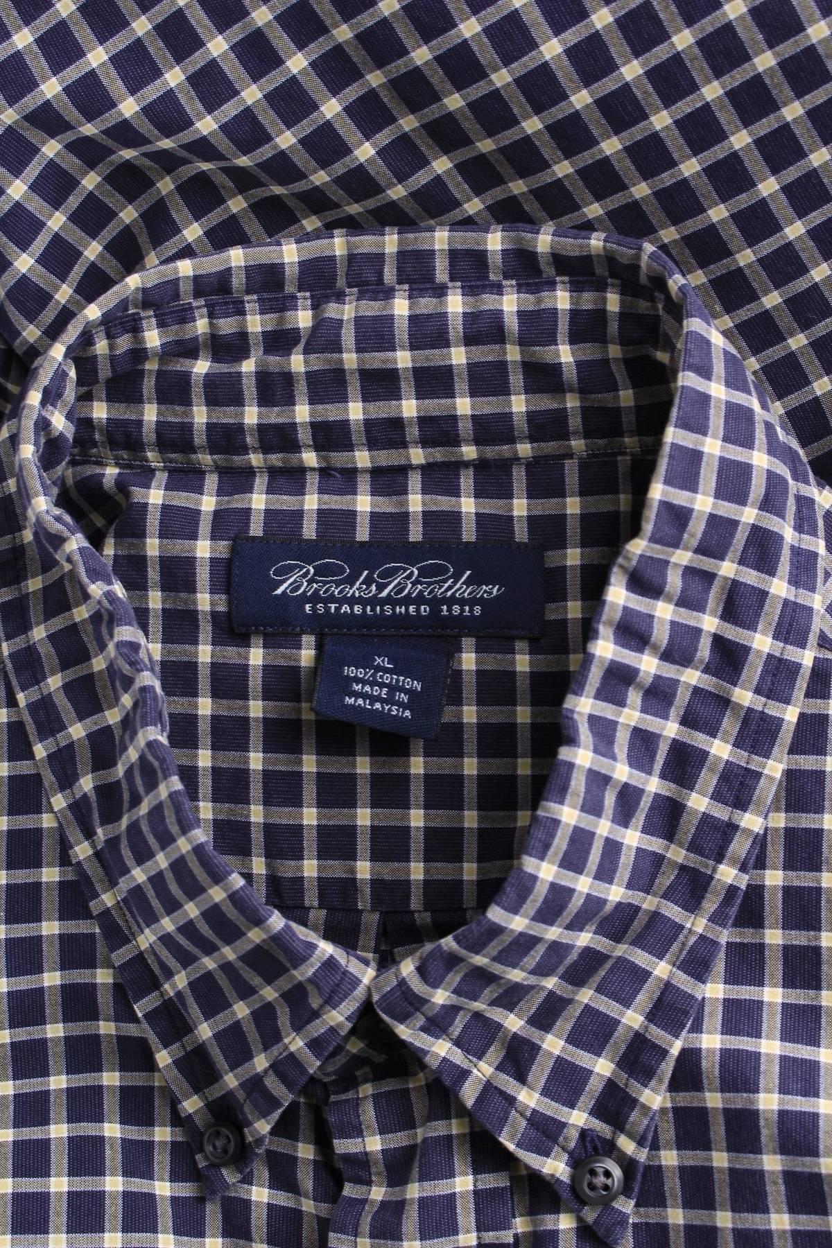 Мъжка риза Brooks Brothers3