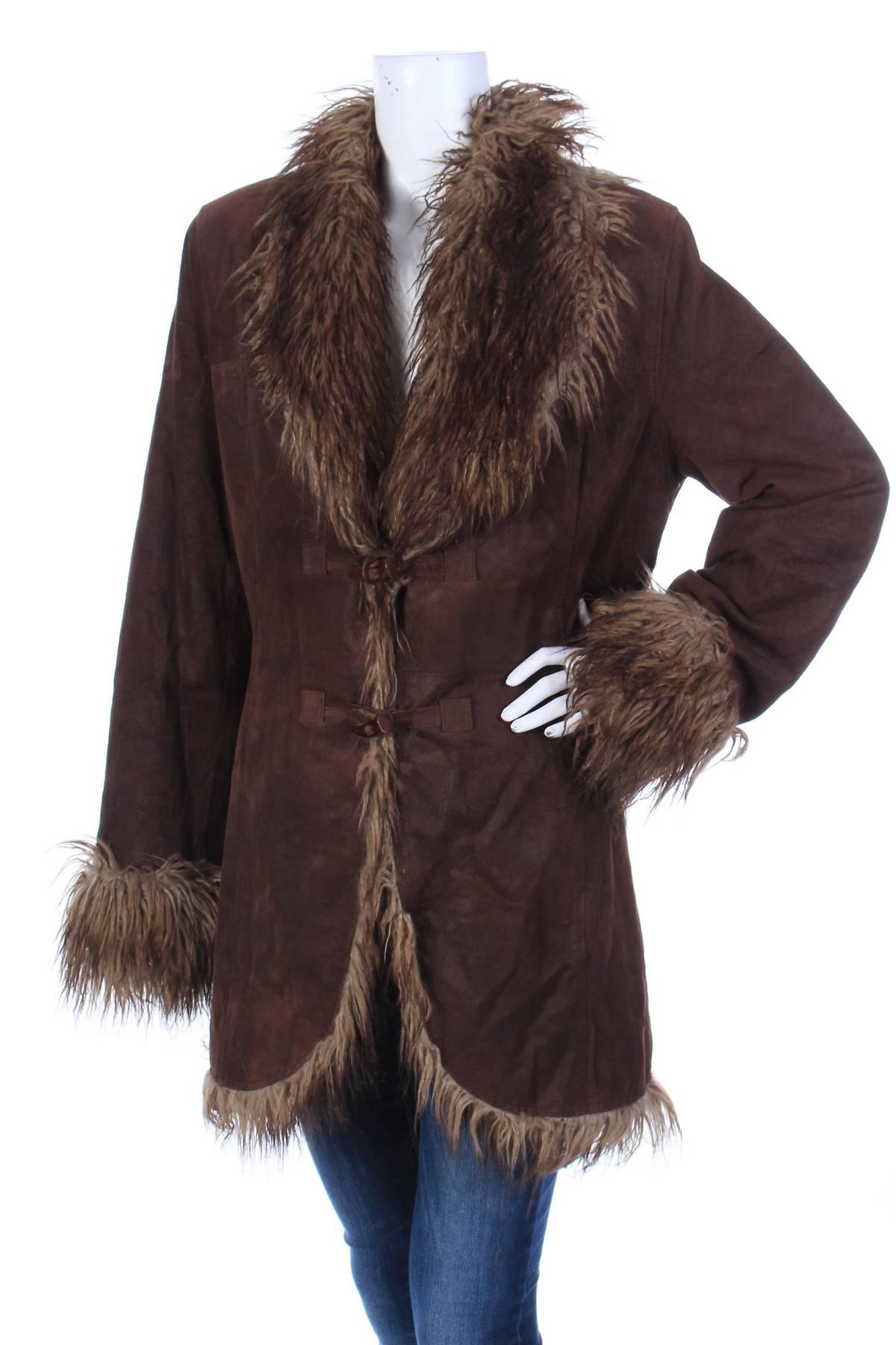 Дамско палто Teddy's1