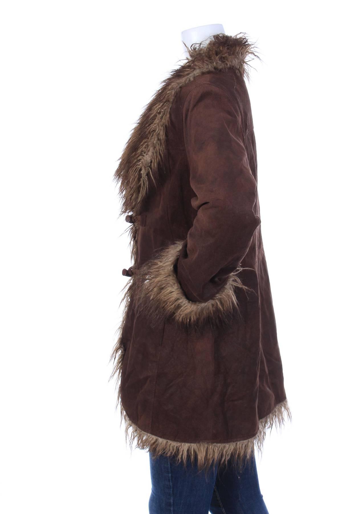 Дамско палто Teddy's3