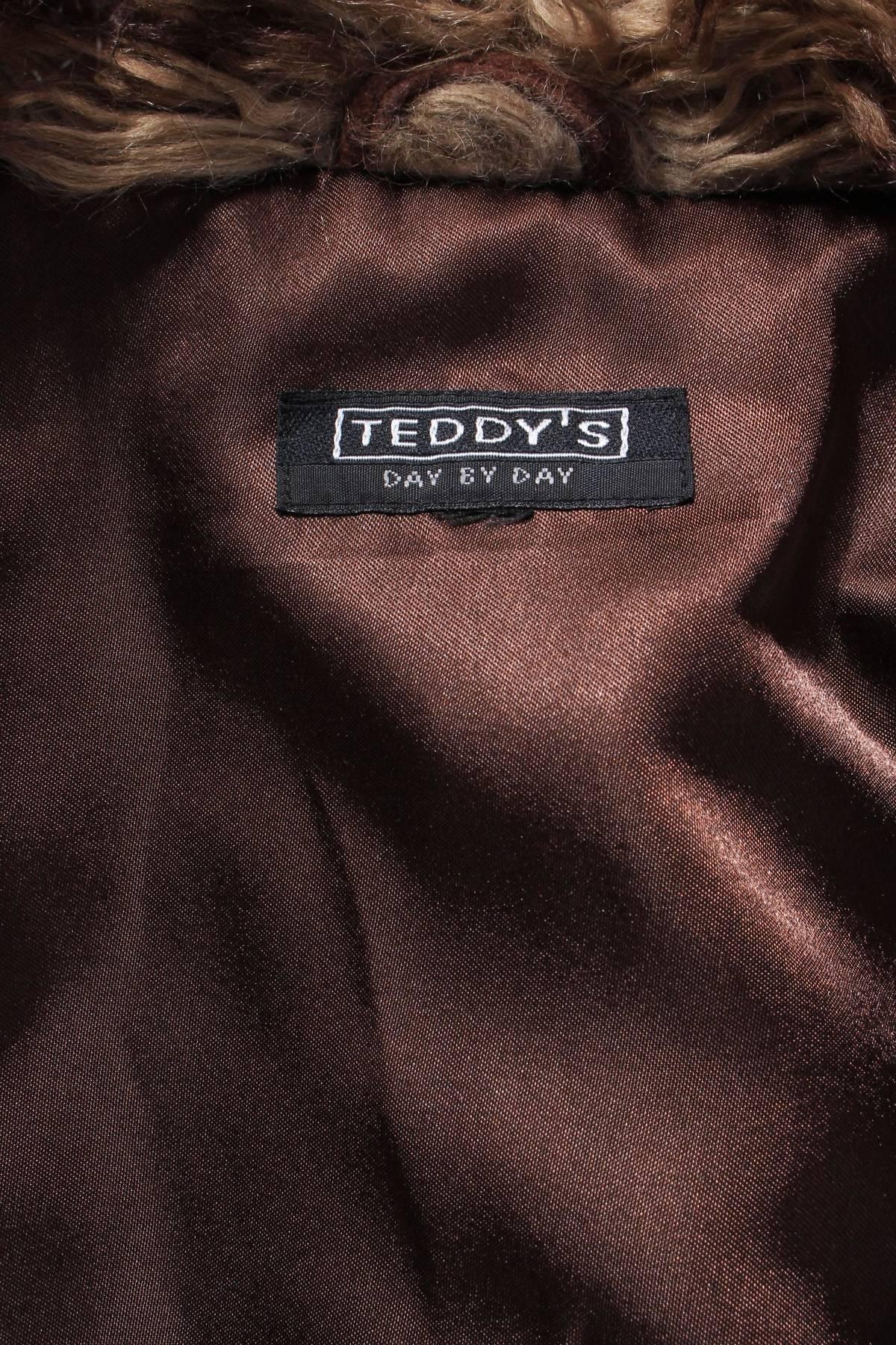Дамско палто Teddy's4