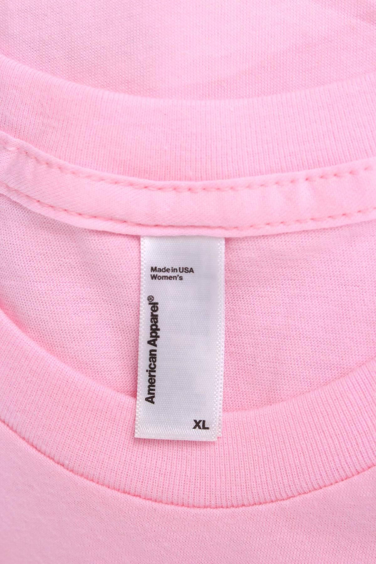 Детска тениска American Apparel 3