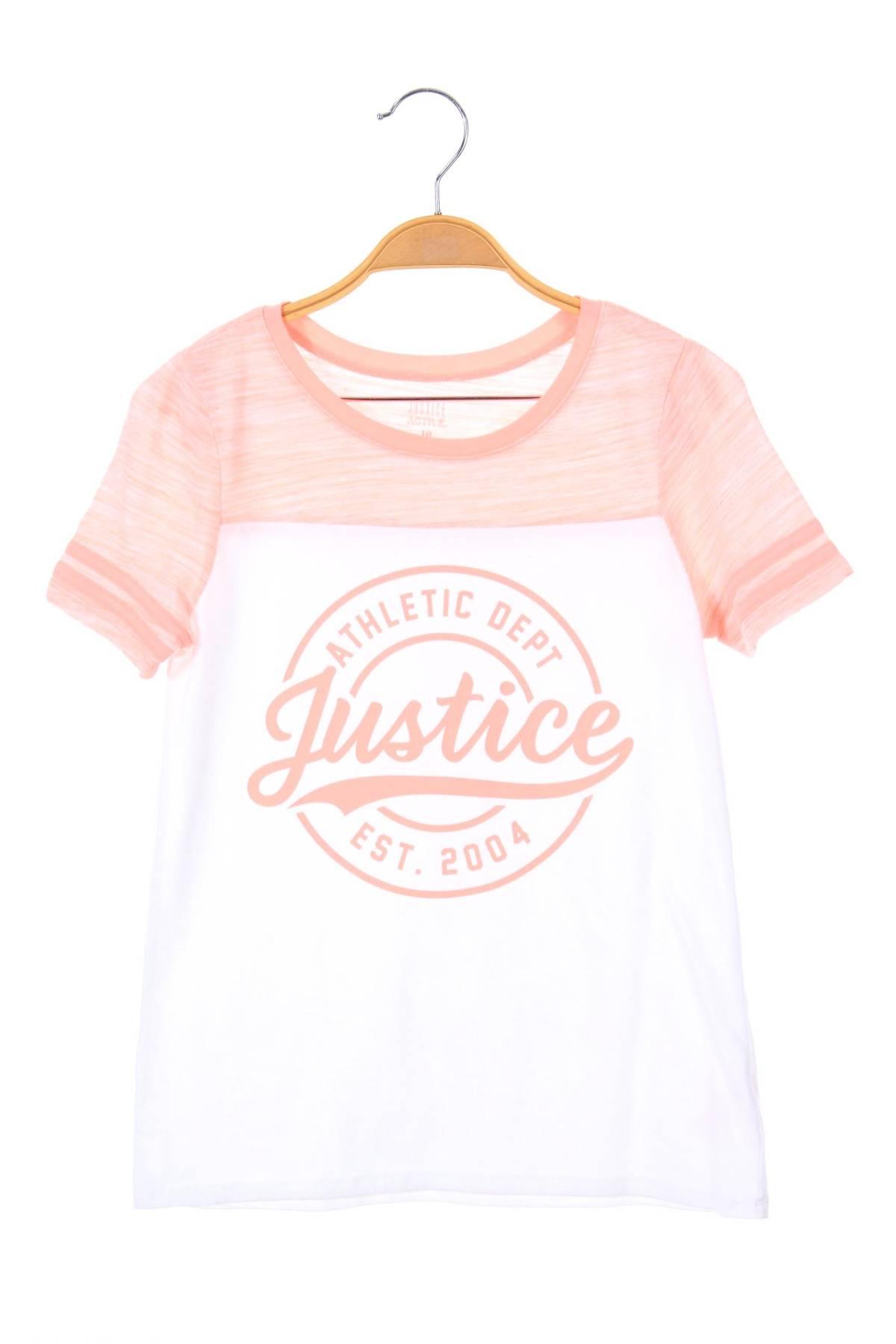 Детска тениска Justice1
