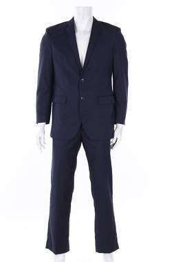 Мъжки костюм Makeyoursuit1