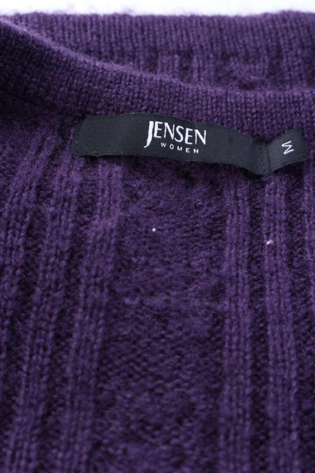 Дамска жилетка Jensen2