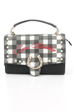 Дамска кожена чанта Rocco Barocco1