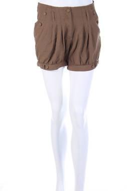 Дамски къс панталон Creme2