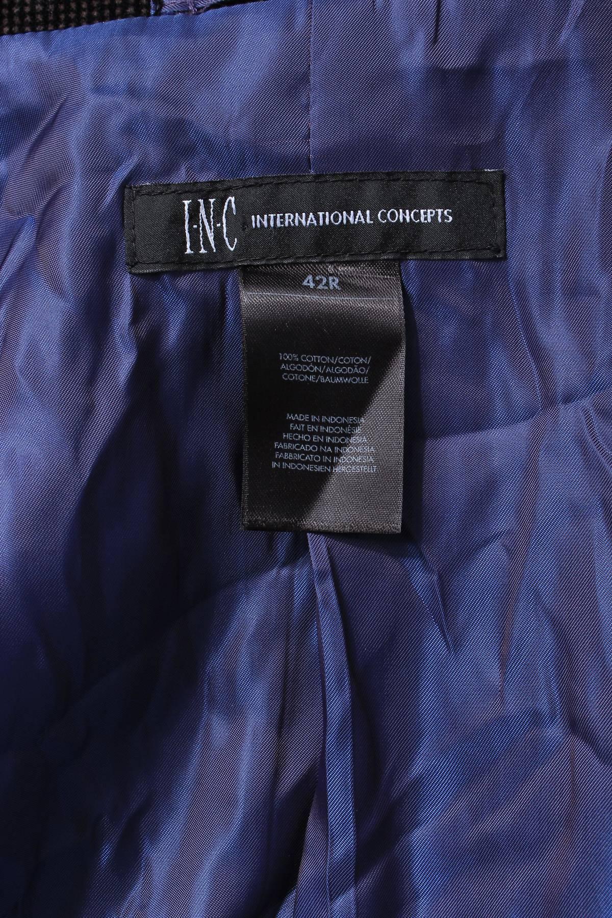 Мъжко сако INC International Concepts3