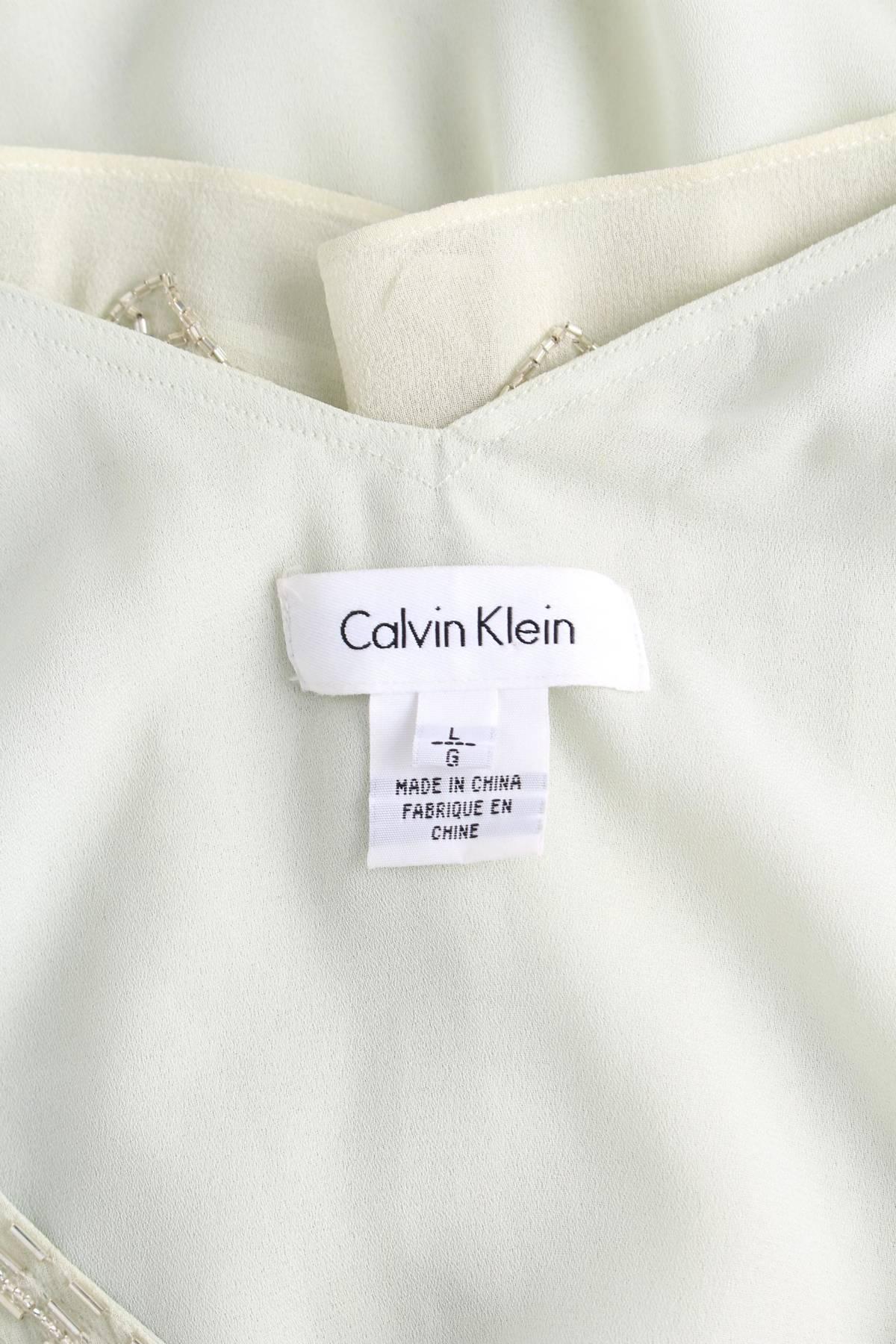 Дамски потник Calvin Klein3
